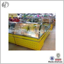 Fashionable Hot Food Vending Cart