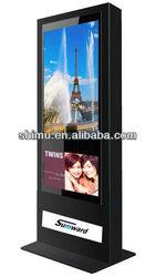 led acrylic frame