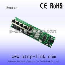 Standard 5 port 10/100M Broadband Router Module