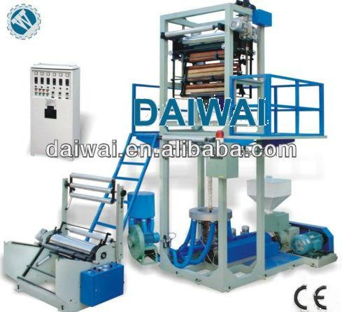 Plastic processing machinery Dai Wai Plastic Film Blowing Machine