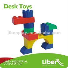 Funny plastic enlighten building block toys LE-PD028