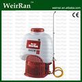 (4166) 25L şarj edilebilir kimyasal sırt püskürteci, herbisit püskürtme, tarım pil püskürtücü pompa