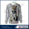 2014 fashion design custom sweater with full printing sweater