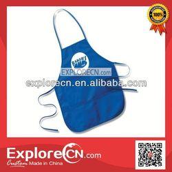 Durable cotton washable cooking apron