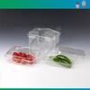 Transparent Disposable Plastic Fruit Clamshell Punnet