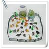 plastic wild animal toy mini toys