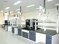 Laboratório de bancoilha/equipamentos de laboratório/bancada de laboratório
