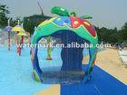 Smart Apple House for Children Water Playground
