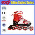 الألومنيوم 2014 4 عجلة سطري الرول الزلاجات الجملة، الأسطوانة حذاء تزلج السعر، الرول سكيت