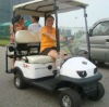 Mini 4 seater golf carts with CE certificate,novel design golf cart electric golf cart factory and manufacturer