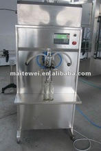 Filling machine for olive oil