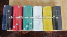 PVC film colorful Electrical Insulating Tape Shrink Tower(BJE110)