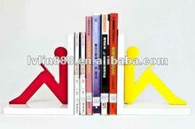 Bookend with adorable design/book holders/home decorative bookend