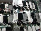 customized cotton sock for men