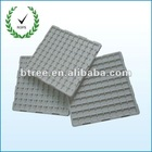 Plastic IC Tray with Antistatic Function