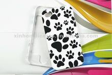 Front and back hard pc cases for iphone 5 for iphone 5g