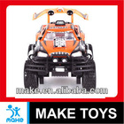 rc toys vehicle with 4 channels of 4WD rc car