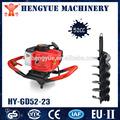 Hy-gd52-23 trado de perfuração do solo / solo escavação máquinas / ferramentas de escavação