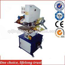 TJ-9 New product fishing lure machine/ fishing lure hot foil printing machinery