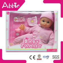 New Item Mini Reborn Soft Silicone Baby Dolls Baby Boy Doll
