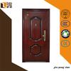2014 new product china steel fire door exterior door with CE ISO9001