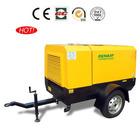 High Pressure Diesel Portable Air Compressor