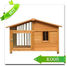 Wooden pet dog kennel for sale cheap pet supply