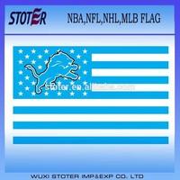 3ft*5ft Detroit Lions flag