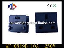WF-0819B 250v to 110v plug adapter