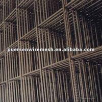 Welded Bar framework for building