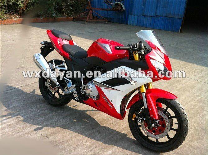 250CC New Style Racing Motorcycle (Horizon)