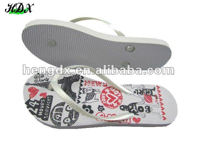 cheap pe beach sandal