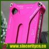Full Aluminum Metal Bumper Hard Case Tough Back Cover for iPhone 4 4s