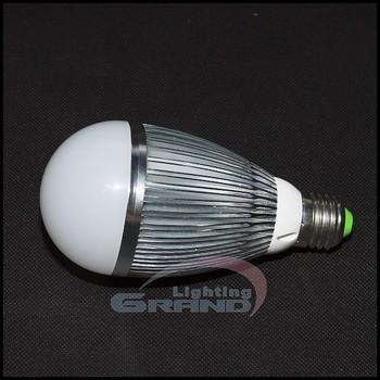 Zhuhai Grand-lighting factory supply smd5630 9w 12w e27 led bulb