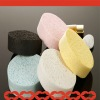 Soft cellulose cleansing sponge facial puff