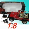Hot:Radio Remote Control with Kits RTR Electric Power 1:8 1/8 4CH RC Jeep Car