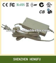 desktop 12V 3A AC DC Switching Adaptor with CE FCC ROHS UL SAA C-Tick GS CB PSE KC