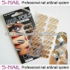 Tartan nail wraps nail sticker / nail supplies (SNF068)