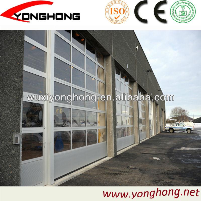 Portes Automatiques Garage Porte Automatique Transparente