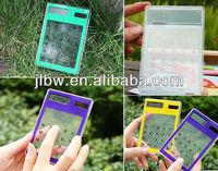 Giveaway Transparent Calculator Solar Power