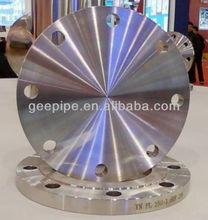 carbon steel A105 blind rf flange