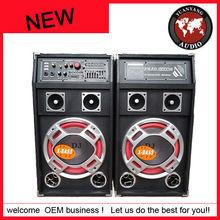 "10"" Pro Audio Active Speaker Passive PA Speaker"