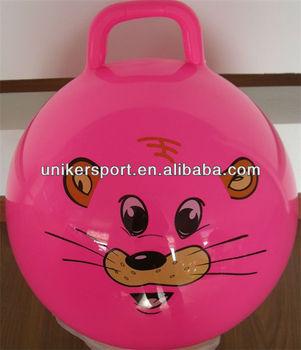 55 inch Toy Handle Ball Hopper Ball