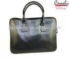 2014 tote black leather messenger bag handbags purses pure leather lady's handbags