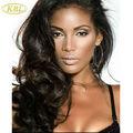 100% jungfrau brazilian menschlichen haares volle spitzeperücke