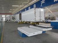 cheaper 6feet-26feet sandwich refrigerated truck box/fiberglass truck box