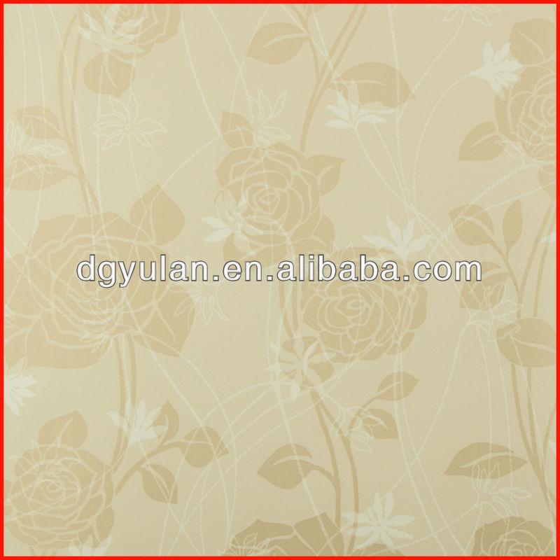 floral moisture adsorption desorption vinyl waterproof