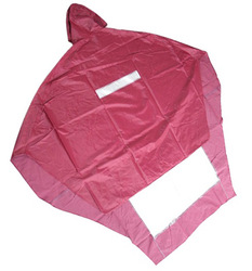 Bicycle or Motorcycle PVC Rain Poncho