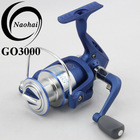 Perfect Blue Wholesale Fishing Reel GO3000