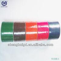 Waterproof /Easy Tear/ Custom Color/ binding Cloth Duct Tape (ALIBABA GOLDEN SUPPLIER )